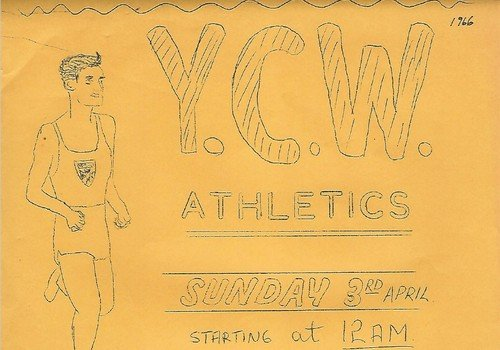 YCW Athletics Flyer